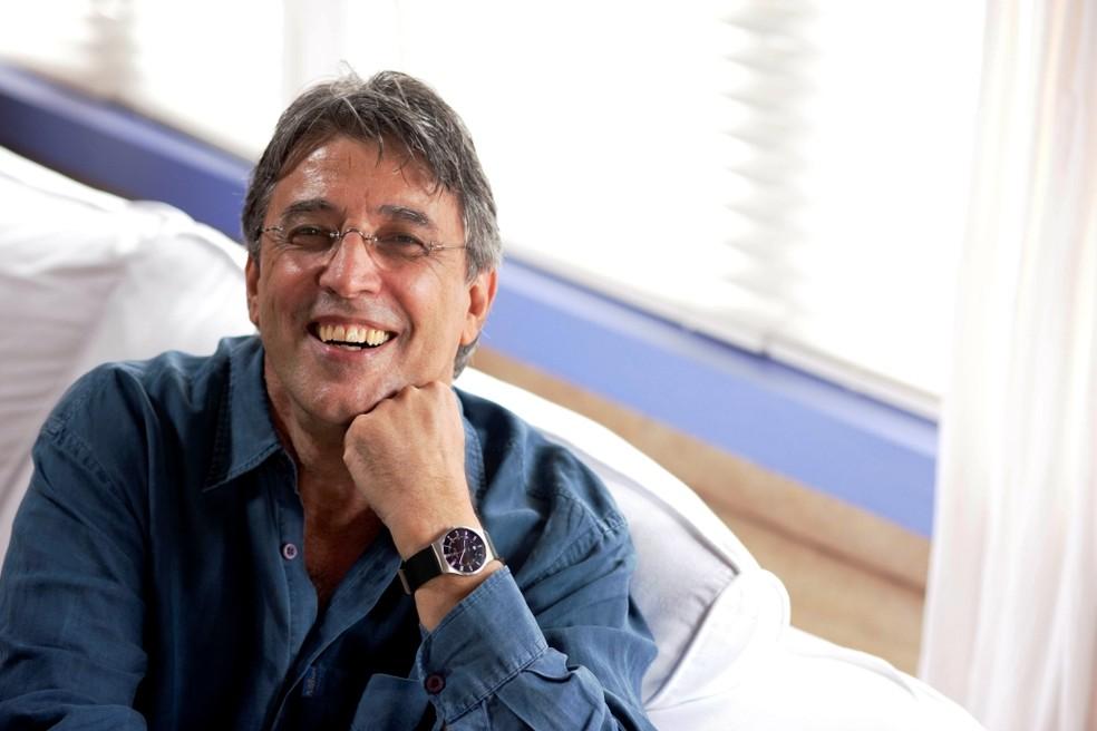 Compositor, cantor e pianista brasileiro Ivan Lins (Foto: Isabel Garcia/Divulgação)