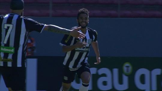 """Robertinho vê oportunidade da vida no Figueira: """"Sonhando alto e com os pés no chão"""""""