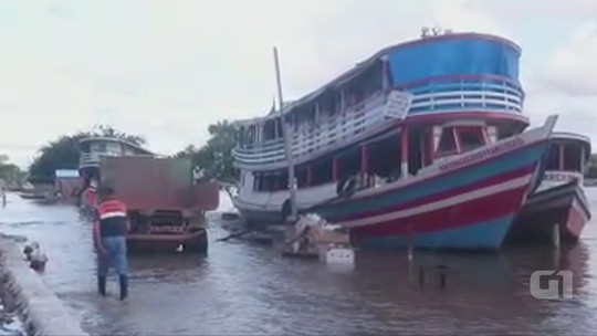 Enchente deixa cidades do AM em emergência e impacta produção rural