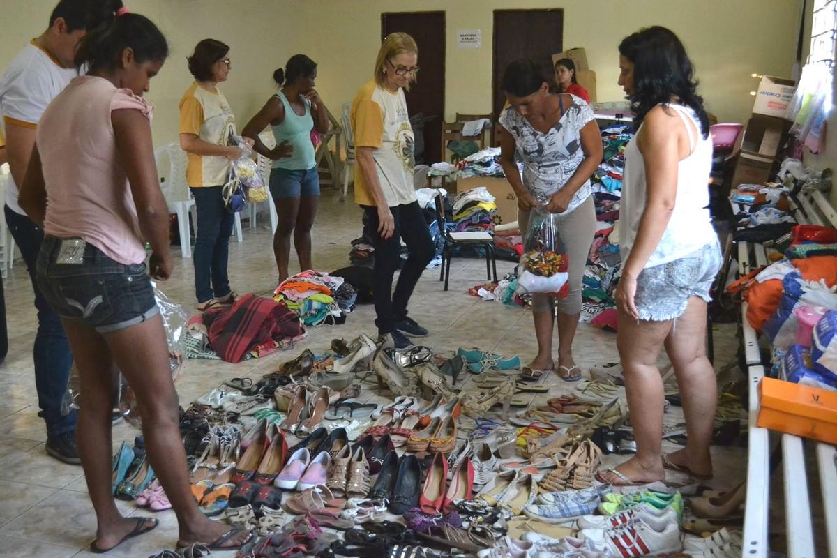 Paróquia realiza 'Natal Solidário' em Caruaru