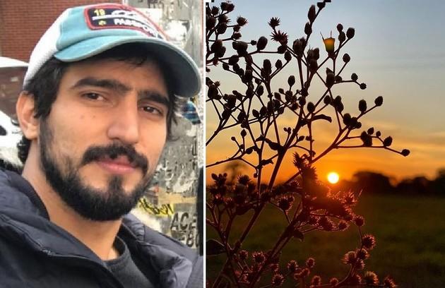 Renato Góes será José Leôncio na primeira fase da remake de 'Pantanal'. Ele viajou ao local e fez registros das locações (Foto: Reprodução)
