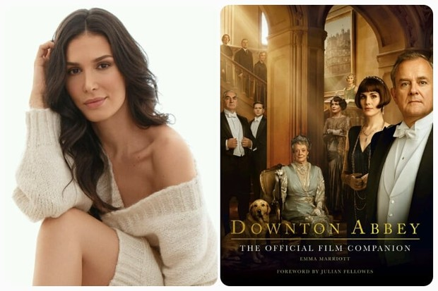Sara Sarres recomenda Downton Abbey (Foto: Reprodução/Instagram)