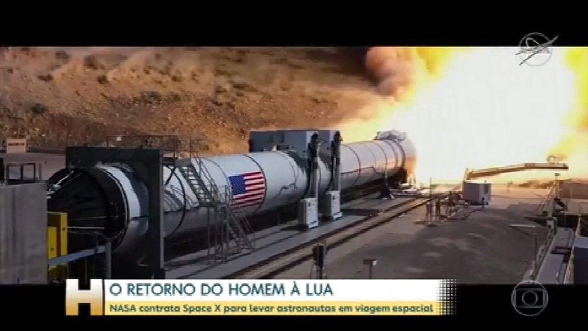 Brasil oficializa adesão a programa da Nasa que quer voltar a enviar humanos para a Lua