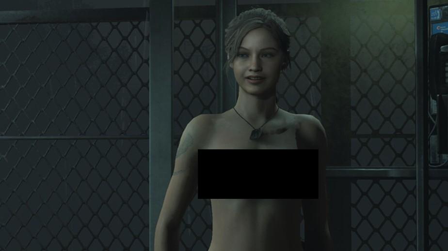 Resident Evil 2 Remake: fãs criam mod que deixa personagem Claire nua