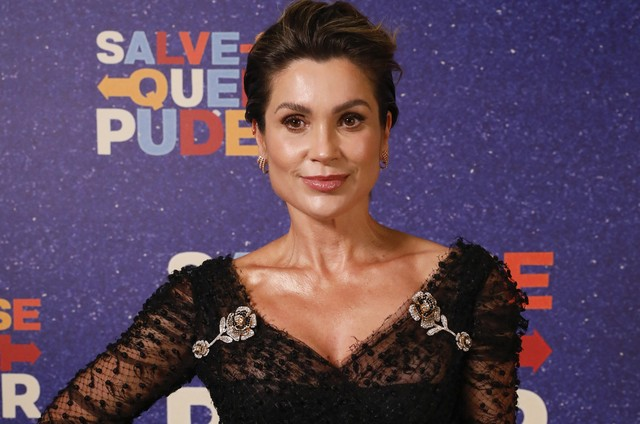 Flavia Alessandra (Foto: Rede Globo / Victor Pollak)