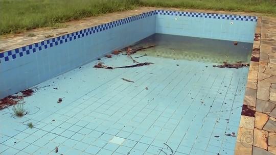 Moradores de Guaimbê reclamam de abandono de balneário municipal