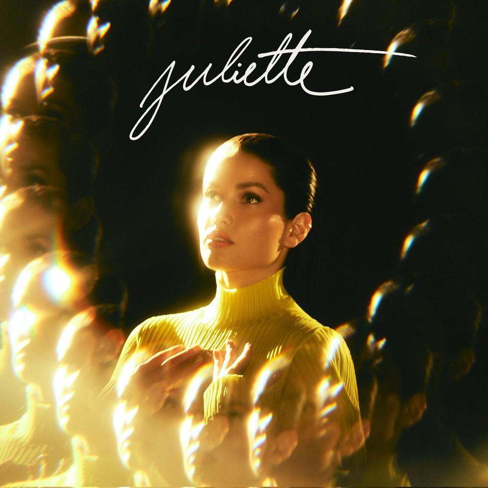 Capa do EP 'Juliette' — Foto: Arte de Giovanni Bianco