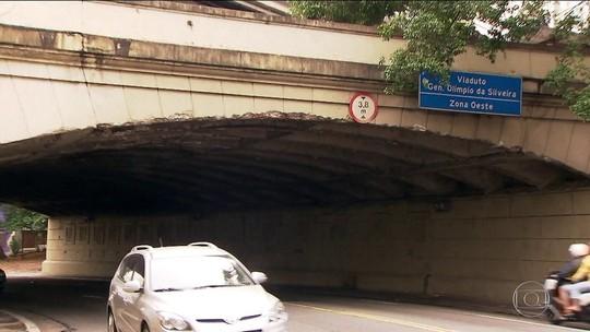 Especialista em viadutos aponta problemas em estruturas em São Paulo