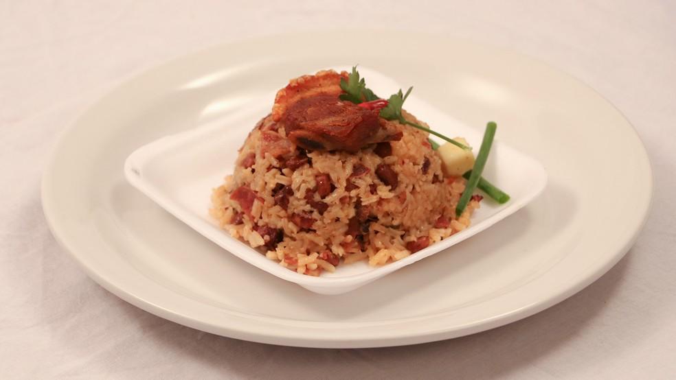 O prato Arrumado da Help ganhou em 1º lugar na categoria prato salgado — Foto: Divulgação/Prefeitura de Palmas