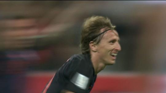 Argentina perde para a Croácia por 3 a 0 e se complica