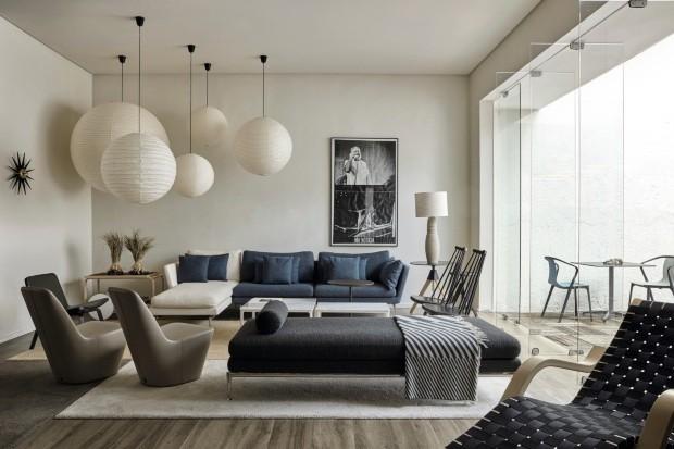 Design do mobiliário é a alma deste projeto