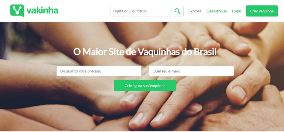 Site de vaquinhas virtuais 'Vakinha' alerta usuários após hacker publicar bancos de dados de 18 empresas
