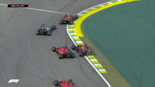 Fórmula 1 pode avaliar mudança de regras para recriar relargadas como as de Interlagos, diz diretor