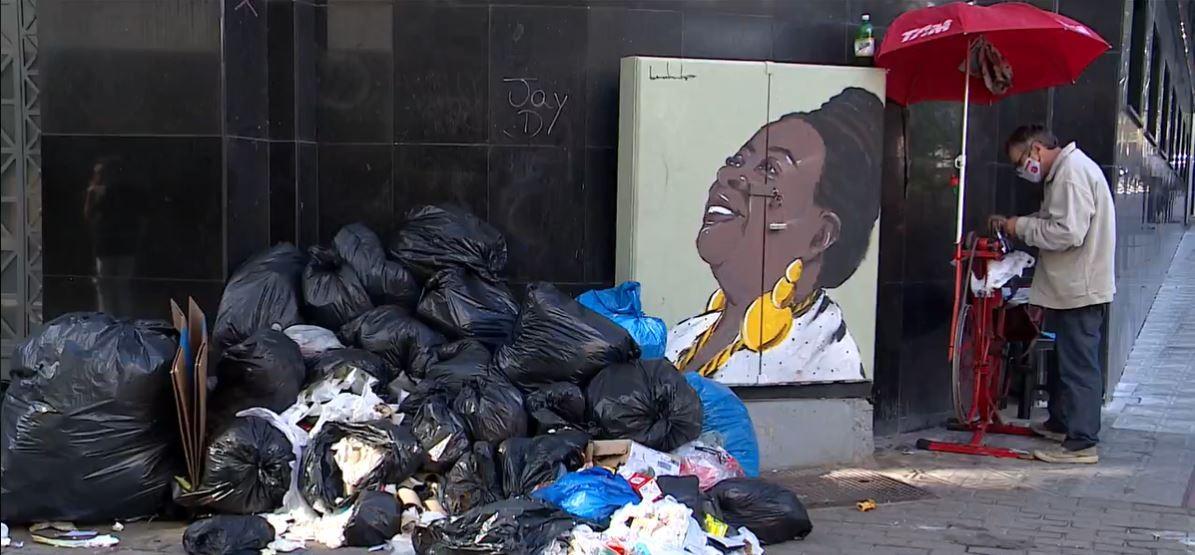 Justiça manda restabeler serviços atingidos por greve na limpeza urbana em Florianópolis