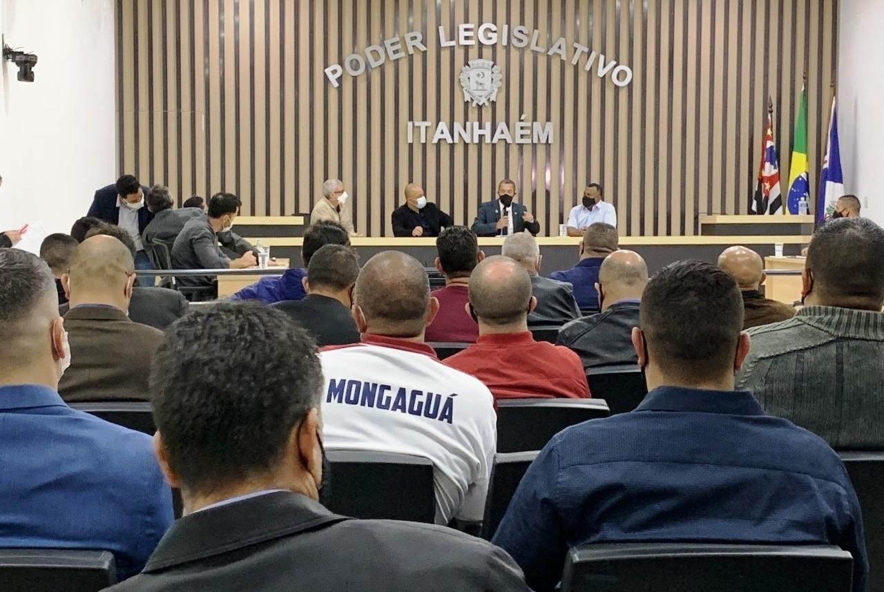 Vereadores de oito cidades da Baixada Santista e Vale do Ribeira se reúnem para discutir instalação de praça de pedágio