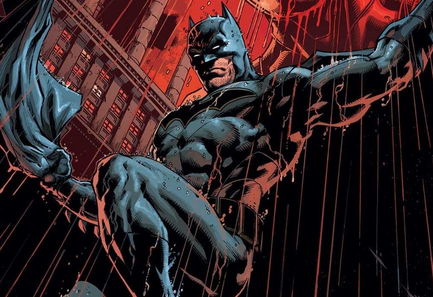 O herói Batman (Foto: Reprodução)