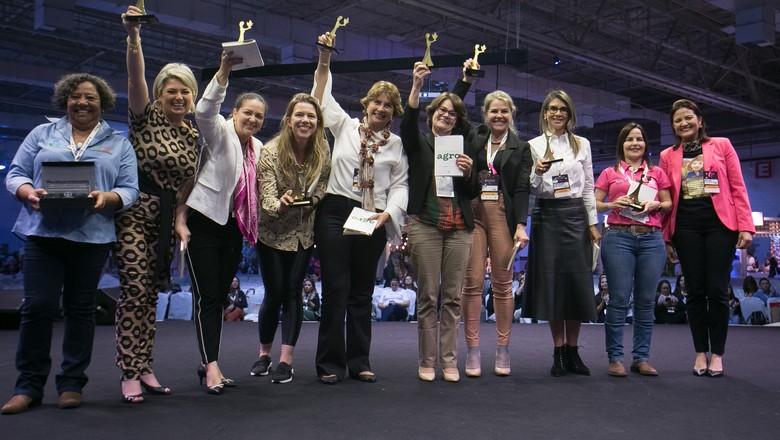 Premio mulheres (Foto: Divulgação/CNMA)
