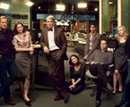 'The newsroom' | Reprodução da internet