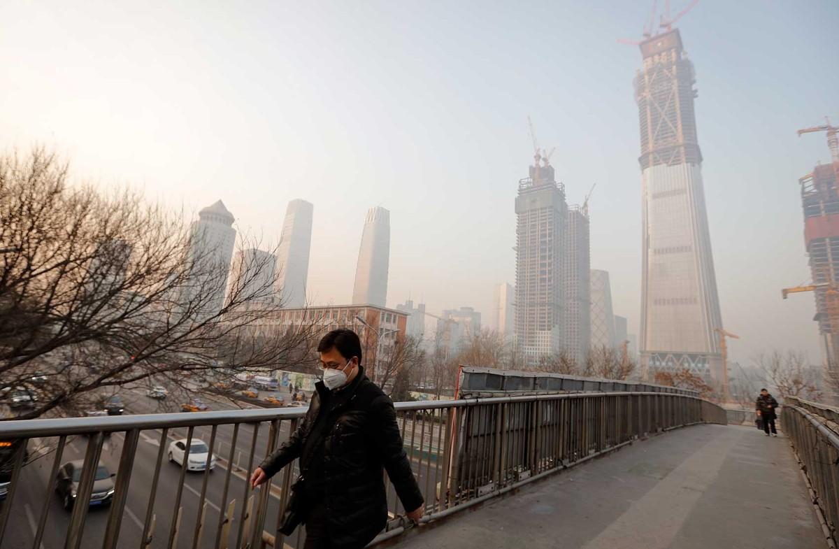 Emissões de CO2 aumentam após três anos de estabilidade, diz relatório
