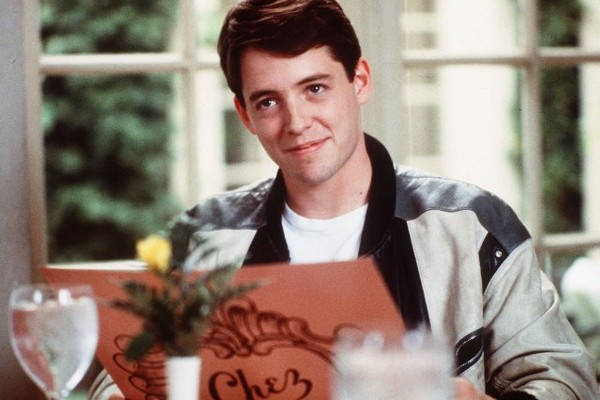 Matthew Broderick como Ferris Buller (Foto: Divulgação)