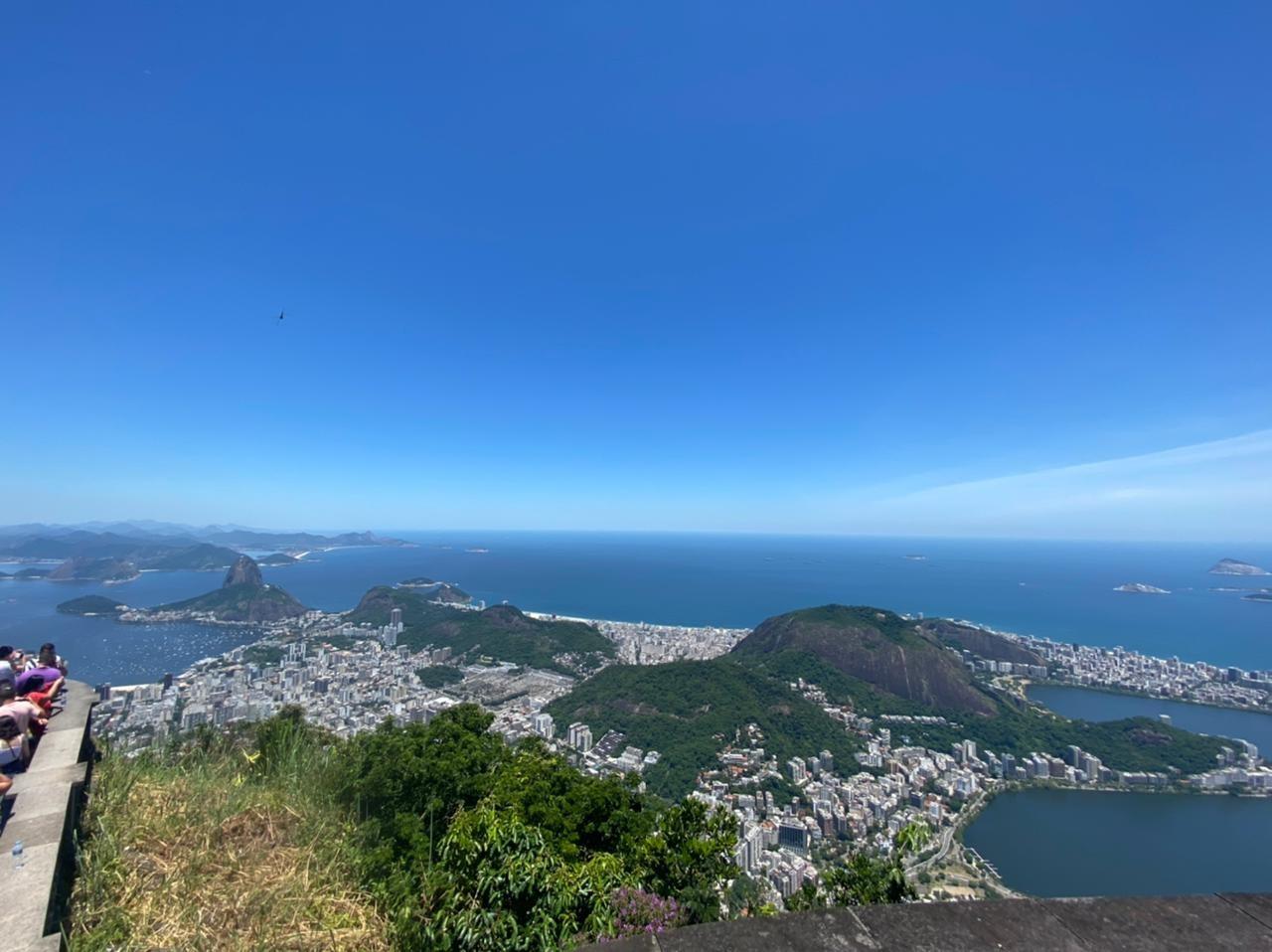 Rio tem a tarde mais quente de 2021 nesta segunda-feira