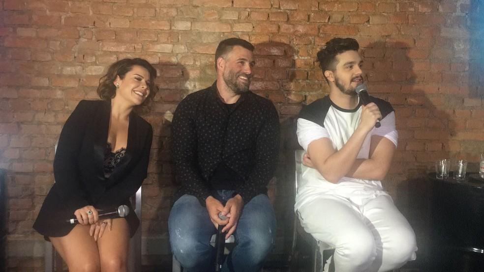 O 'SóTocaTop' tem previsão de estreia para julho (Foto: Duda Freitas/Gshow)