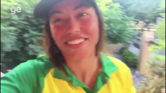 Esperança de medalha em Tóquio 2020, Ana Sátila garante vaga olímpica na canoagem slalom