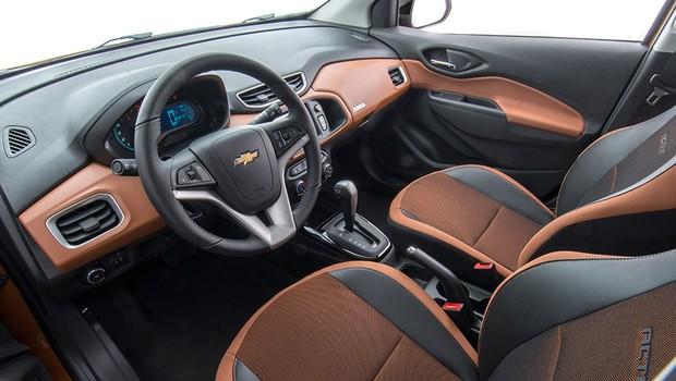 Chevrolet Onix (Ảnh)