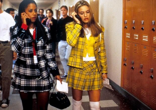 """Look tornado icônico pela personagem Cher Horowitz, interpretado por Alicia Silverstone em """"As Patricinhas ed Beverly Hill"""" (Foto: Reprodução)"""