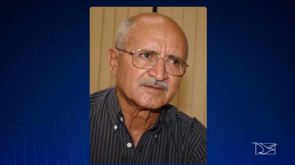 Ex-prefeito de Barra do Corda foi assassinado de acordo com a polícia (Foto: Reprodução/TV Mirante)