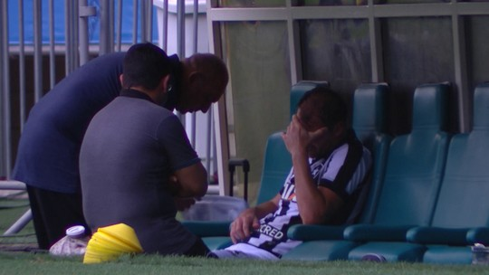 Plantão médico: Botafogo tem 17 dias para recuperar machucados para Libertadores