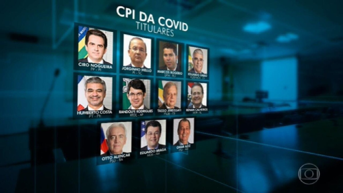 Partidos indicam os 11 senadores titulares da CPI da Pandemia