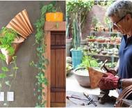 5 peças de design que trarão leveza ao seu jardim