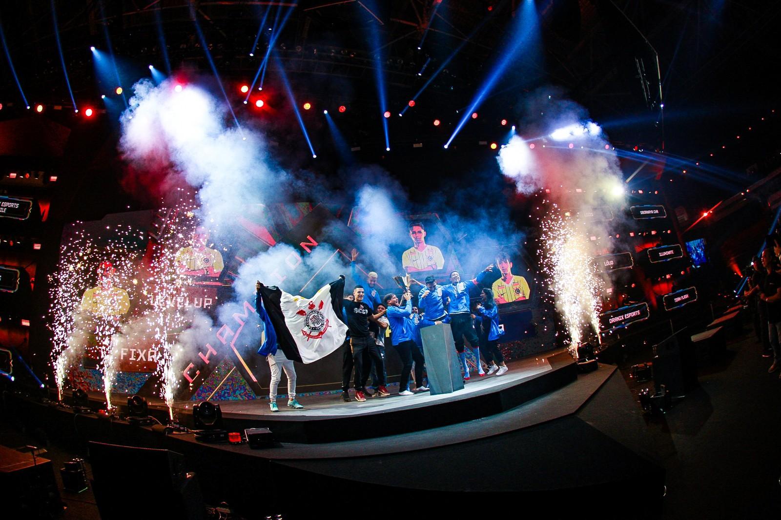 Free Fire: Corinthians supera equipe russa e se consagra campeão mundial