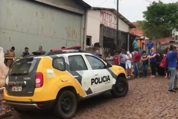 Família é encontrada morta dentro de casa, em Rio Bonito do Iguaçu - Notícias - Plantão Diário