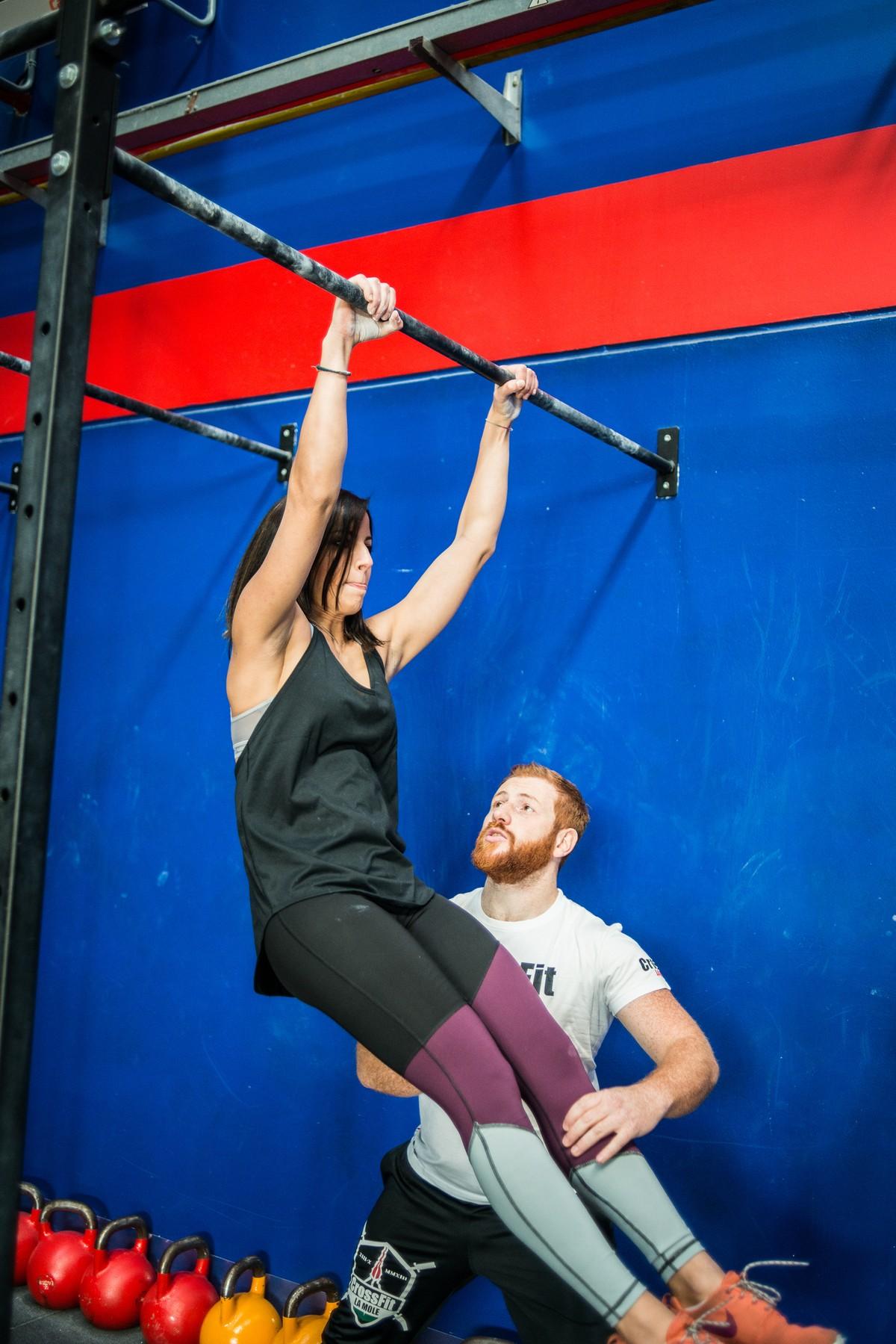 Crossfit seguro  respeitar os movimentos faz o praticante evoluir e evita  lesões  b9e9914459902