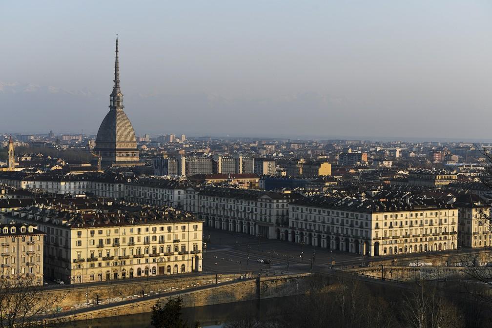 Itália é o país mais afetado na Europa pelo novo coronavírus — Foto: Fabio Ferrari/LaPresse via AP