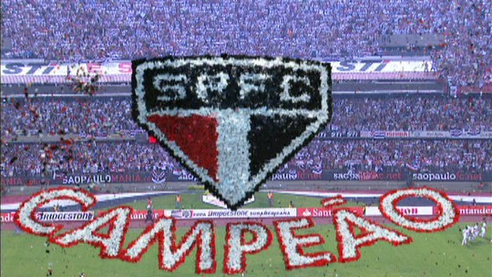 São Paulo completa sete anos sem títulos e tem o maior jejum entre times da Série A no Brasil