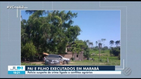 Pai e filho são executados em assentamento no sudeste do Pará