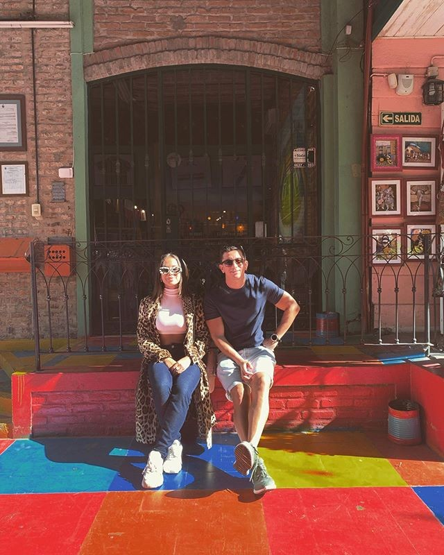 Anitta e irmão  (Foto: Reprodução)