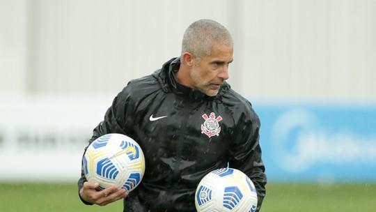 Sylvinho tem pior aproveitamento de técnico do Corinthians na Arena