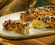 Receita nutritiva de banana empanada leva 15 minutos para ficar pronta