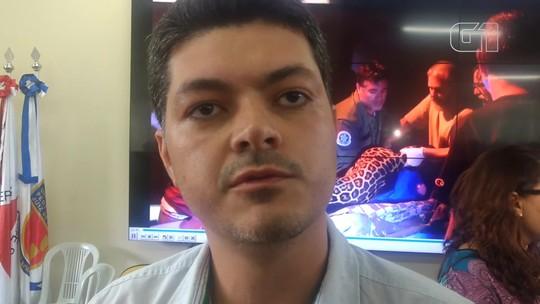 Representante do IEF explica trabalho para captura de onça-pintada em Juiz de Fora