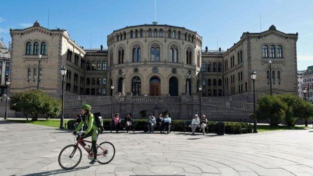 A Noruega está em primeiro lugar do Índice dos Bons Países (Foto: Alamy/ Via BBC)