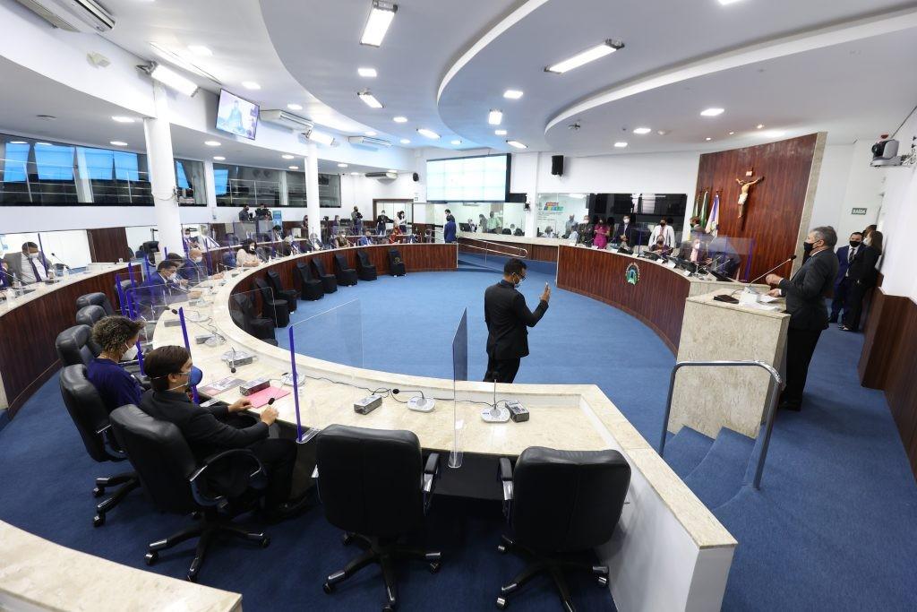 Câmara Municipal de Fortaleza inicia trabalhos do segundo semestre de 2021