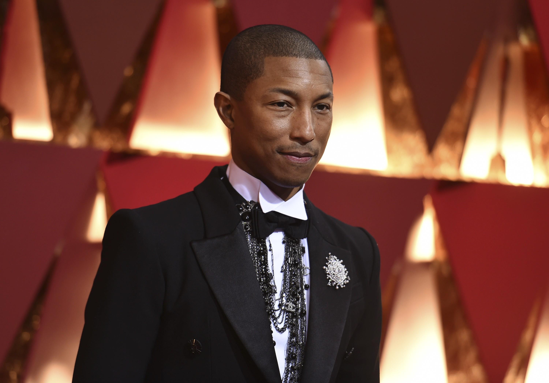 Pharrell Williams diz ter vergonha de 'Blurred Lines', hit acusado de promover cultura do estupro - Notícias - Plantão Diário