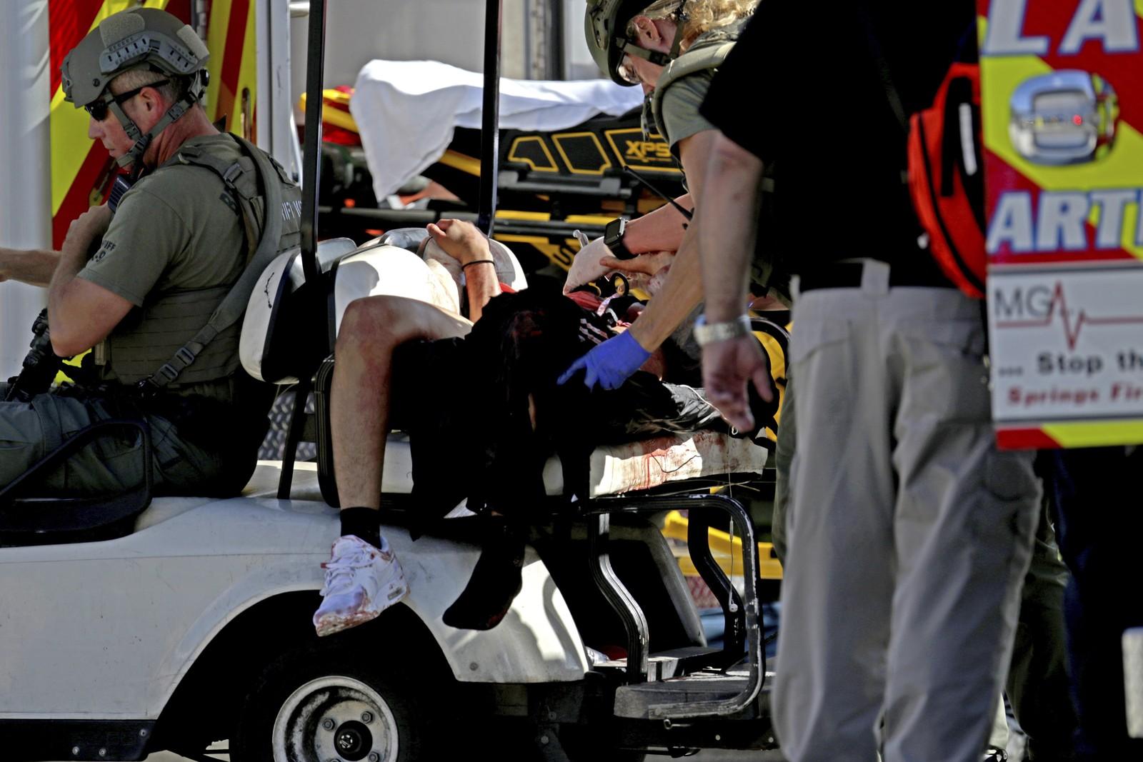 ap18045822672692 1  - Jovem que matou 17 em escola na Flórida era membro de grupo supremacista branco