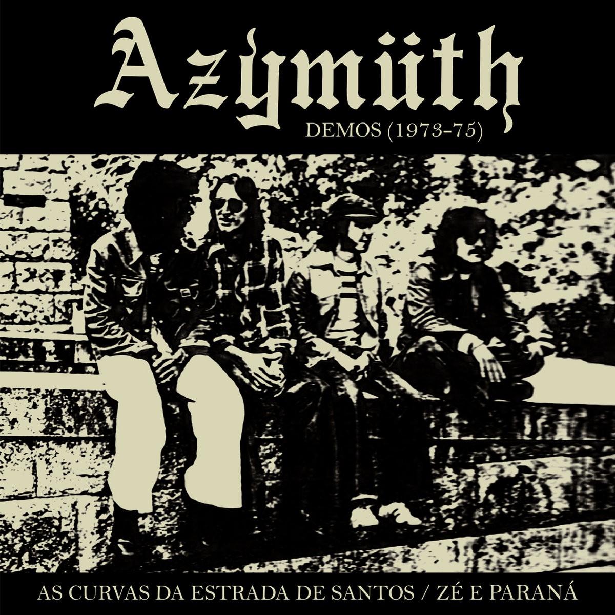 Azymuth dá contorno jazzístico às 'Curvas da estrada de Santos' em single com demos inéditas do grupo