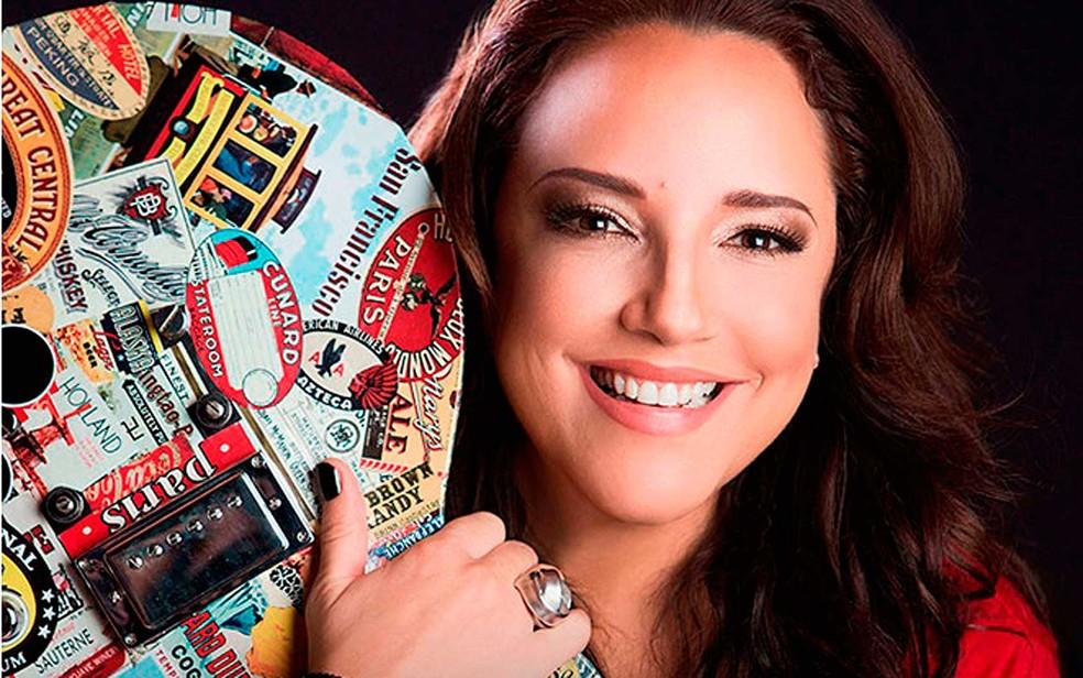 Ana Carolina faz show da turnê 'Grandes Sucessos' em João Pessoa (Foto: Divulgação)