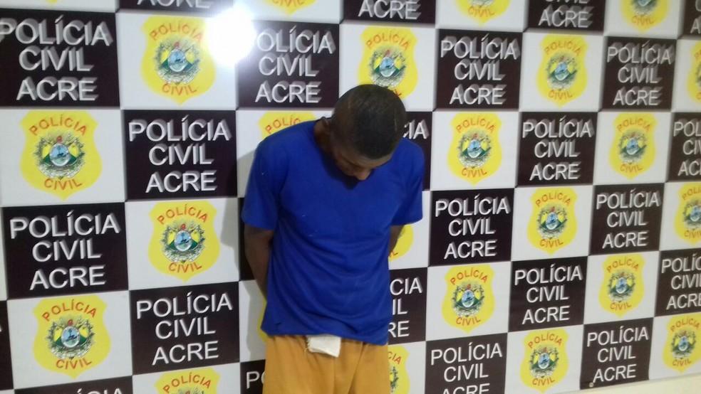 James Carlos da Silva foi condenado a 12 anos pela morte de Wesley de Morais Gondim — Foto: Arquivo pessoal